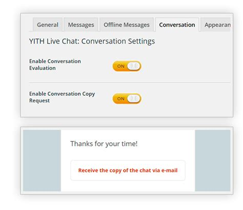 woothemes live chat yith woocommerce live chat premium woocommerce extension