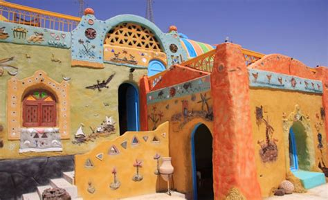 Nubian Village Tours in Aswan, Aswan Nubian Village Trips