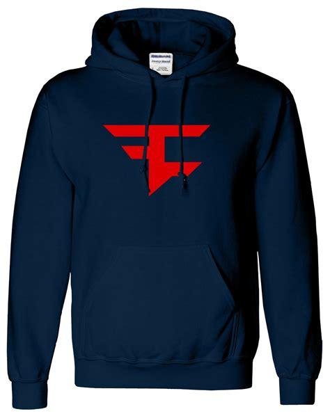 Hoodie Faze Clan 4 Hitam faze clan logo mens womens hoodie sweat top call of duty