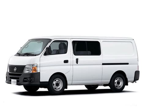 Car Rental Japan Review Nissan Urvan 2010 Review Amazing Pictures And Images