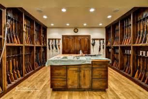 ten best gun rooms