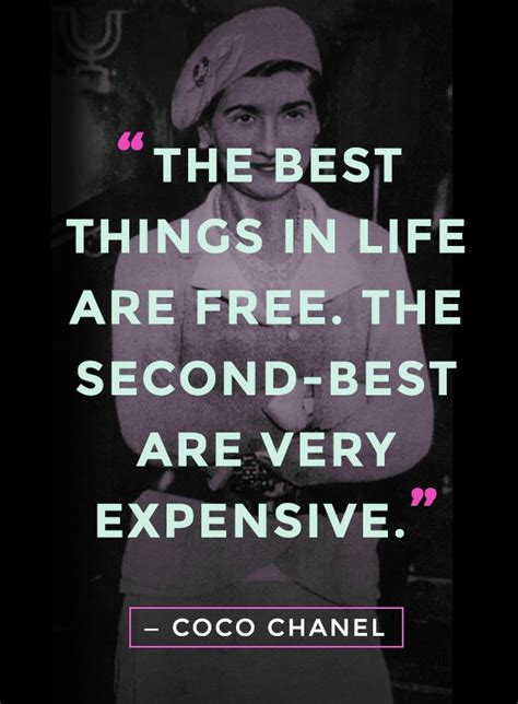 coco chanel quotes coco chanel quotes on life quotesgram