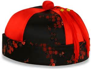 Decorated Caps For Graduation Chinese Mandarin Hat Caufields Com