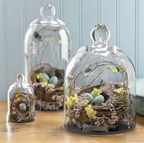 easter centerpiece ideas source marthastewart elizabethannedesigns