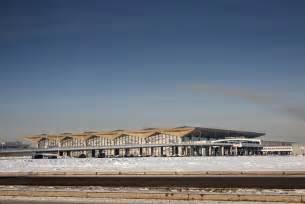 gallery of pulkovo international airport grimshaw pulkovo international airport grimshaw architects