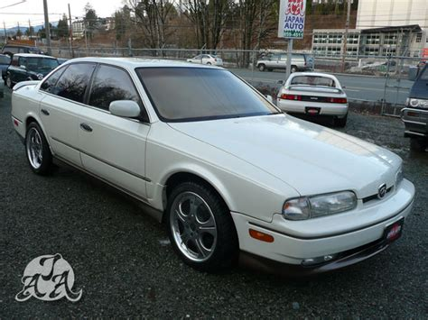 1990 nissan infinity q45 hydraulic active suspension