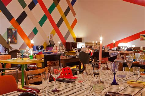 Sketches Restaurant by Martin Creed Sketch Restaurant Aaj Press