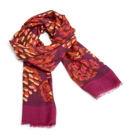 vera bradley soft wool scarf ebay