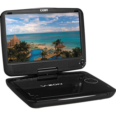 Dvd Player coby tfdvd9109 portable dvd player tfdvd9109 b h photo