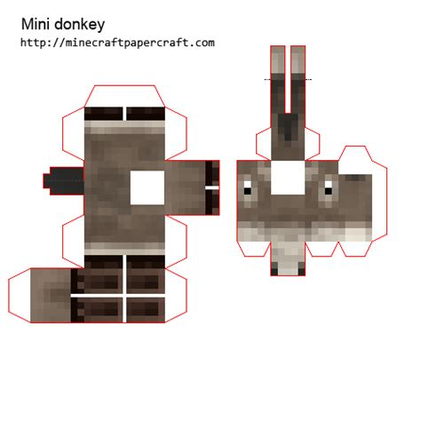 Minecraft Papercraft Witch - minecraft papercraft mini witch www pixshark