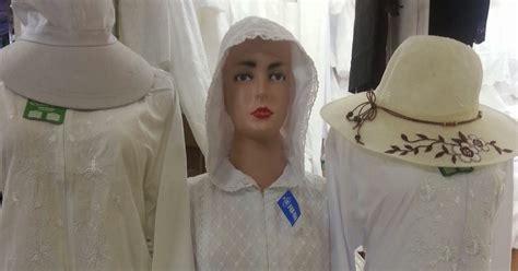 Sorban Tenun Arafat Murah Oleh2 Haji Umroh perlengkapan haji umroh wanita distributor grosir baju murah tanah abang sainah collection ba