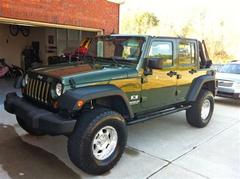 Jeep Wrangler Unlimited For Sale In Ga 2007 Jeep Wrangler Unlimited X For Sale In Locust Grove Ga