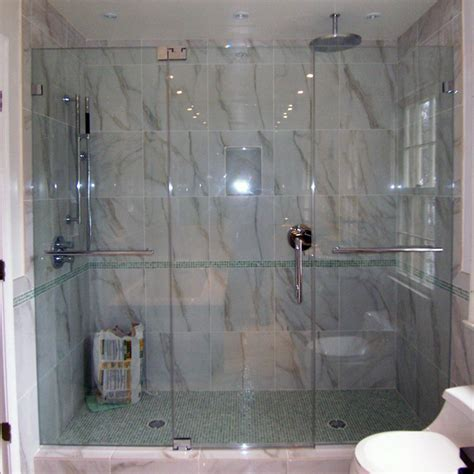 Glass Shower Doors Prices Estimator Of A Frameless Glass Shower Door Price Useful