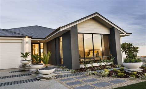 home design app with roof striking elevation with feature gable planking rendered