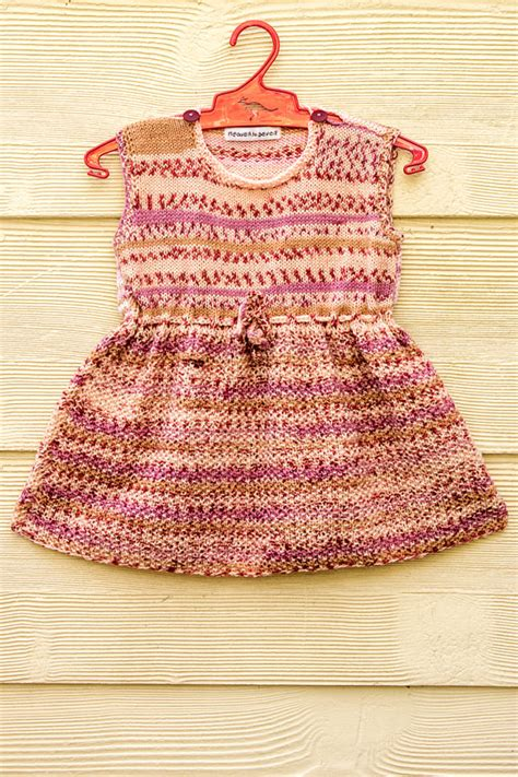 pattern for simple knit dress knitting pattern baby dress easy baby dress cute baby
