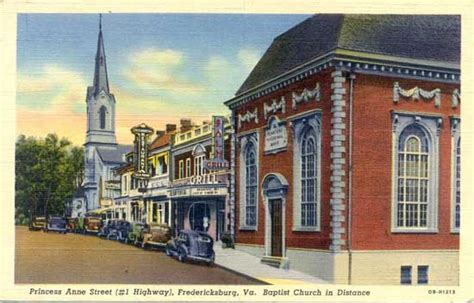 Fredericksburg Va Post Office by Postcards From Fredericksburg Virginia