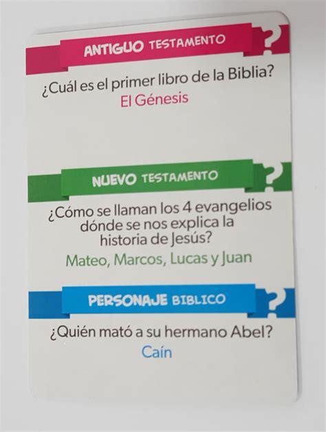 preguntas cristianas y respuestas el juego de las preguntas b 237 blicas nivel junior gifts