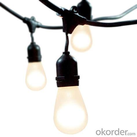 outdoor incandescent string lights buy 110v 220v s14 incandescent light bulb outdoor string