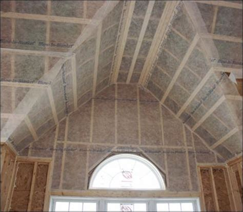 Insulation For Cathedral Ceiling Rafters by Roof And Attic Insulation Insulation Hvac