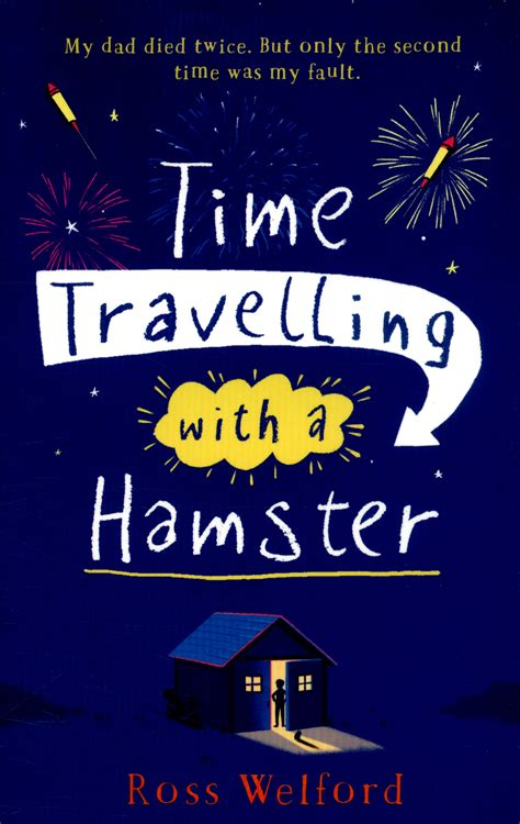 time travelling with a hamster by welford ross 9780008156312 brownsbfs