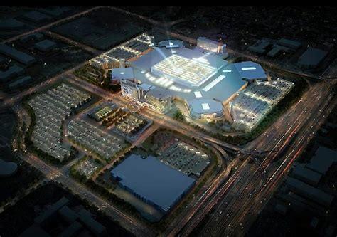 Mall Of America Floor Plan by Mall Of America Breaks Ground On Start Of Luxurious