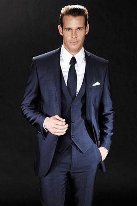 navy wedding groom navy suit 2062186 weddbook