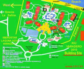 Floor N More by Iberostar Laguna Azul Site Map Site Map Modified With