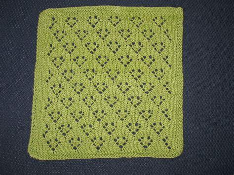 Plus Pattern Casing Vol 1 nightlyknitter s lotzastitches two more dishcloths