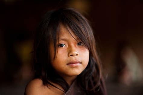 yng girl file young ashaninka girl in an apiwtxa village acre