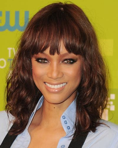 Medium Length Black Hairstyles With Bangs by Beautiful Hairstyles For Black With Medium