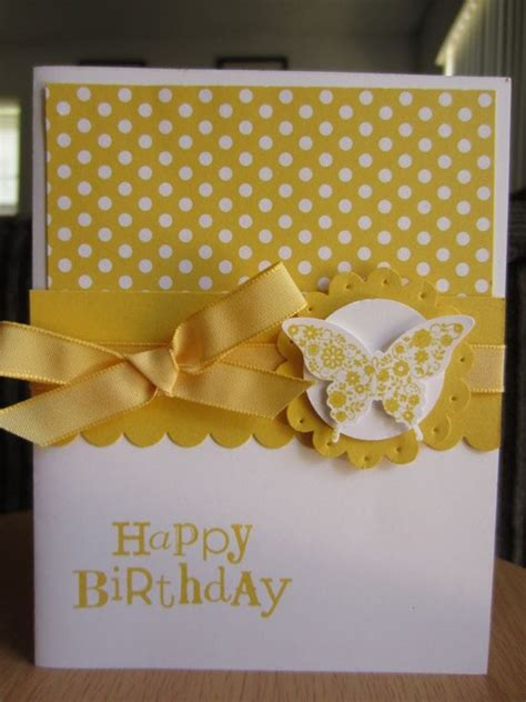 Handmade Greeting Cards For Birthday - 40 handmade greeting card designs