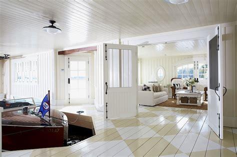 Painted Living Room Floor Ideas by Painted White Hardwood Floors Design Ideas