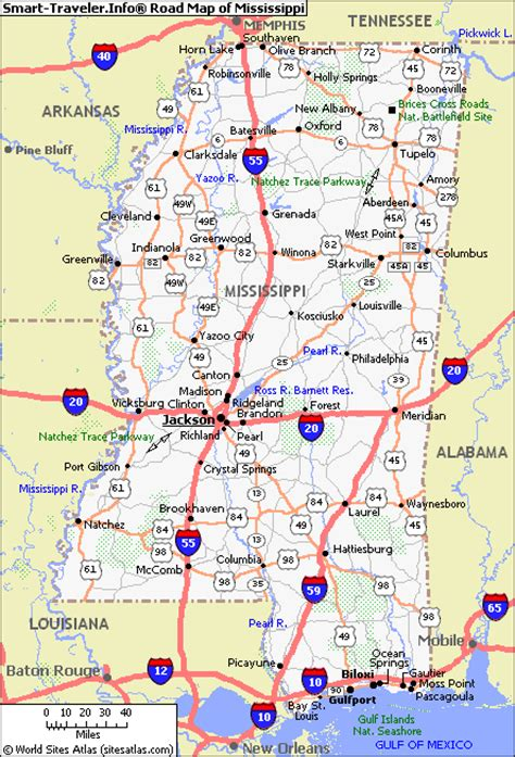 map of ms map of mississippi america maps map pictures