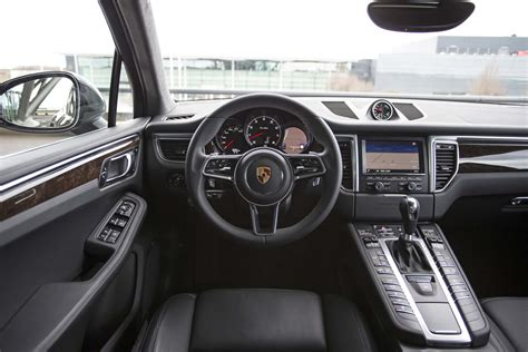 porsche suv 2015 interior 2015 porsche macan review ratings specs prices and photos