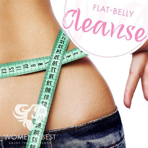The Flat Belly Detox by The Flat Belly Cleanse Womensblog Food Fashion