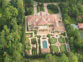 Venetian Floor Plan neoclassical chateau style estate in texas idesignarch