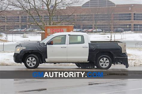 Toyota Tundra 2020 by Gm Rival 2020 Toyota Tundra Getting Air Suspension