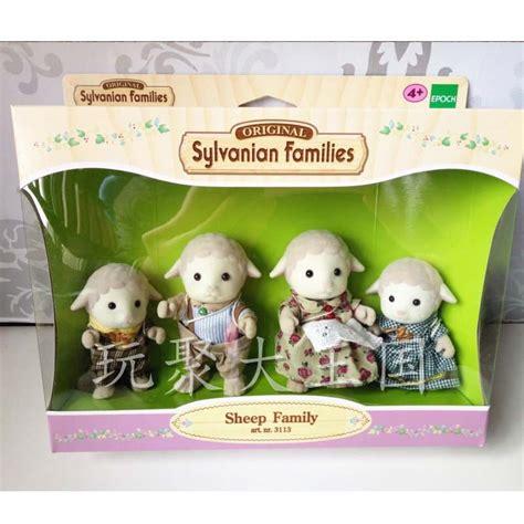 Sylvanian Families Original 5185 Goat Family famille de ch 232 vre promotion achetez des famille de ch 232 vre