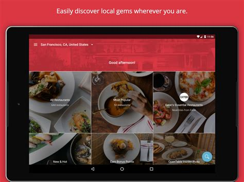 restaurant near me opentable restaurants near me android apps on play