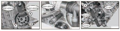 Vacuum Pump Seal Cap Installer And Remover Bmw N51 N52