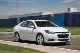 2015 chevrolet malibu turbo test motor trend