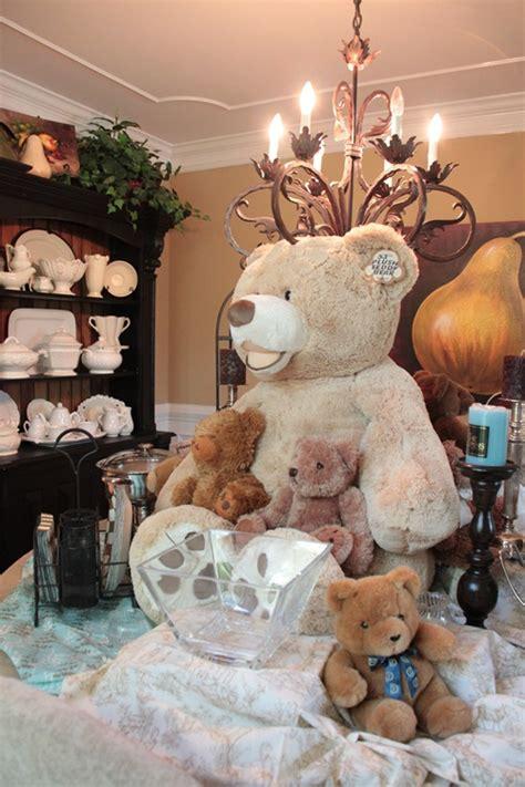 a teddy bear baby shower teddy bear party teddy bear and centerpieces