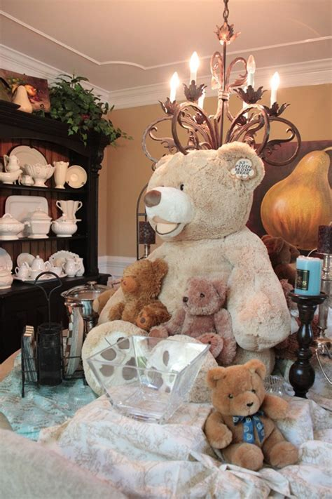 A Teddy Bear Baby Shower   Southern Hospitality