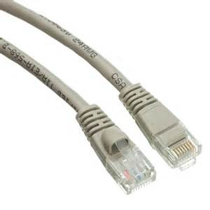 snagless 1 5 foot cat 5e gray ethernet patch cable