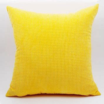 Bantal Sofa Yellow 40x40cm best turquoise and grey pillow products on wanelo