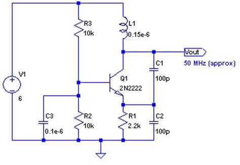 npn transistor oscillator low power wireless charging all