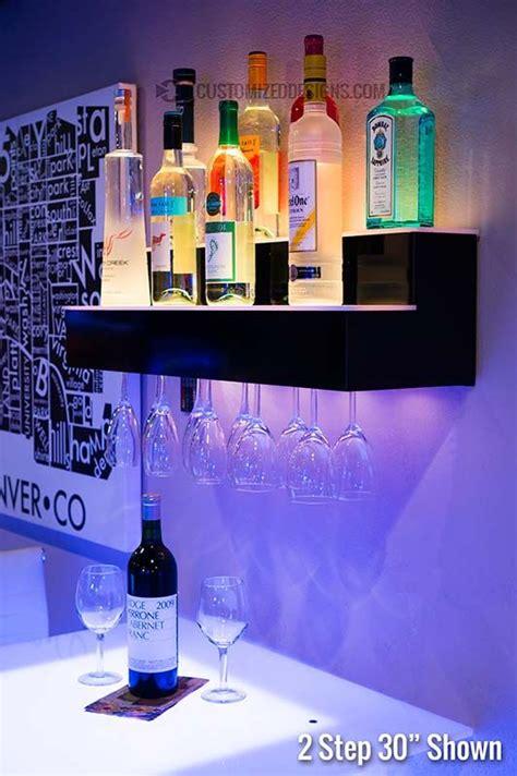 led bar shelves best 25 bar shelves ideas on basement bar designs basement bars and bar
