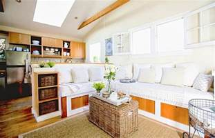 cococozy small living a genius 350 square foot
