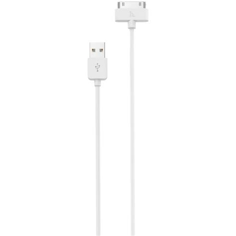 Termurah Hoco Up301 30 Pin Apple Cable For Iphone 4 4s 1 hoco x1 usb apple 30 pin charging cable 1m for iphone white jakartanotebook