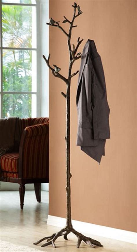 Branch Coat Rack by 15 Cool Diy Branch Coat Racks Home Design And Interior